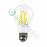 FOTON LIGHTING FL-LED Filament A60 6W E27 3000К 220V 600Лм 60*109мм - светодиодная