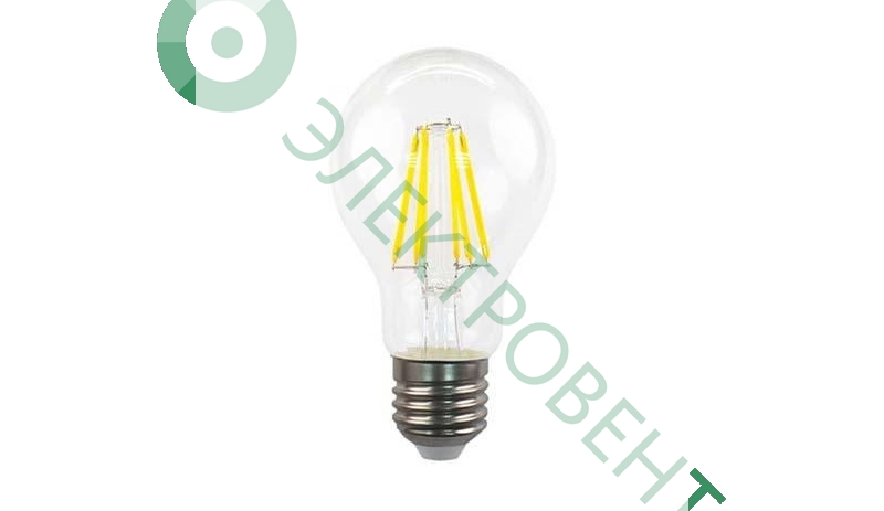 FOTON LIGHTING FL-LED Filament A60 10W E27 3000К 220V 1000Лм 60*109мм - светодиодн