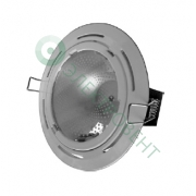Светильник DownLight FL-2023 2x26w E27 grey