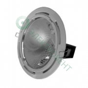 Светильник DownLight FL-2023 2x26w E27 white