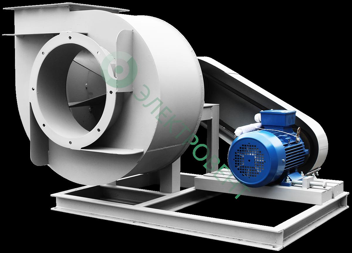 Купить пылевой вентилятор ВЦП 7-40-5 исполнение 5 с доставкой по России