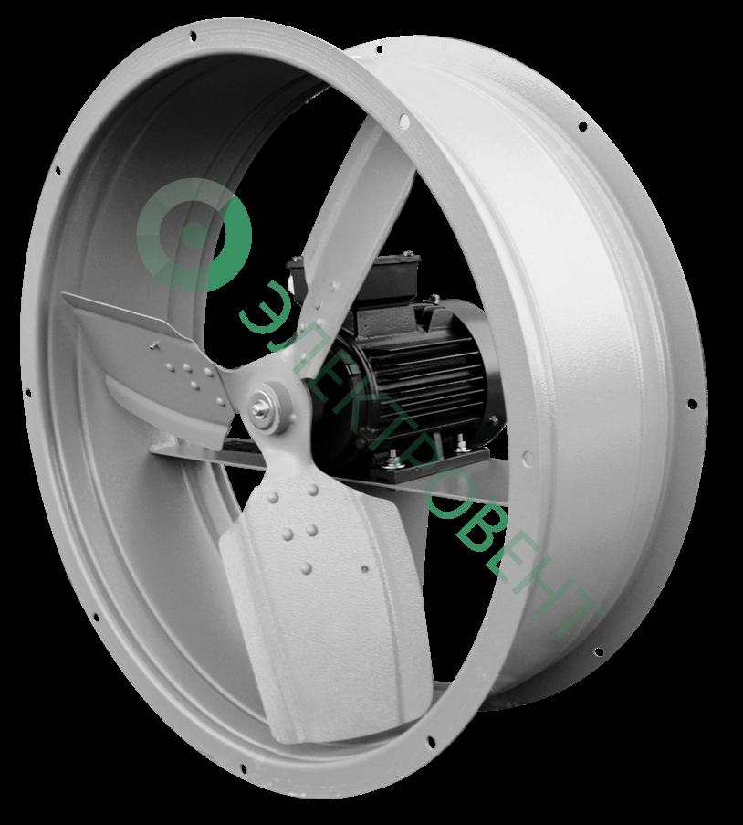 Купить осевой вентилятор ВО 06-300-3,15 0,12 кВт 1500 об/мин 2,6 м3/сек в Москве с быстрой доставкой